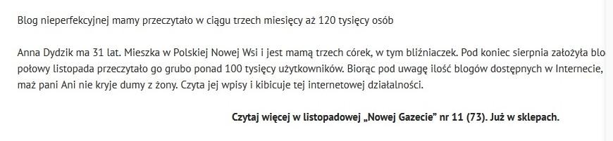 nowagazeta