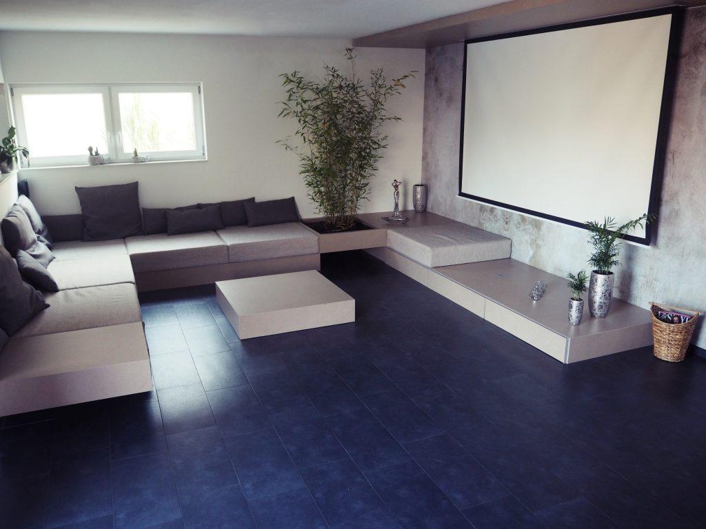duży salon