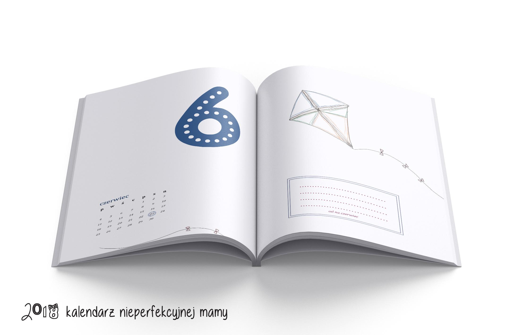formularz zamówienia nieperfekcyjnego kalendarza na 2018 rok
