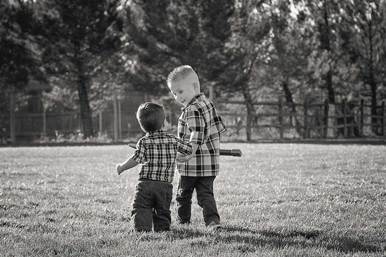 jak wychowywać rodzeństwo