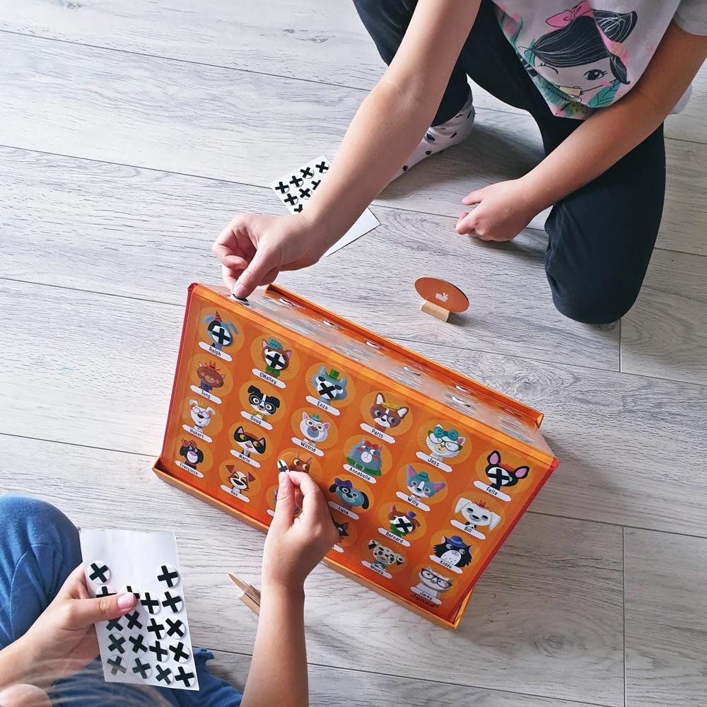 ulubione gry dla całej rodziny